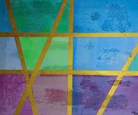 Florian-Freeman-Abstract-art-Decorative-Art-Modern-Age-Abstract-Art-Colour-Field-Painting