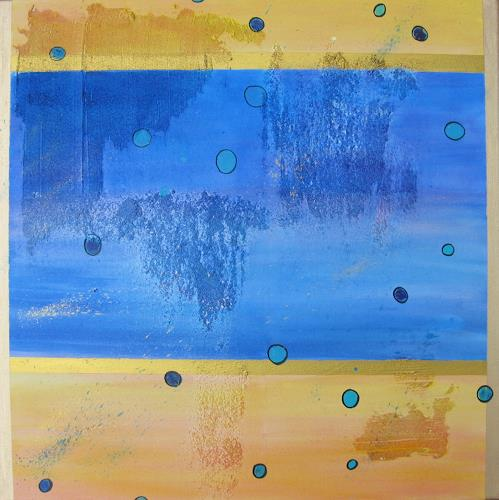 Florian Freimann, Bubbles, Abstract art, Decorative Art, Art Déco