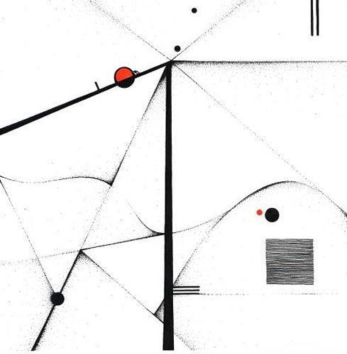 Ryn Shaparenko, o.T., Abstract art, Bauhaus