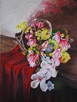 Hobbykunst-Still-life-Decorative-Art-Modern-Age-Naturalism