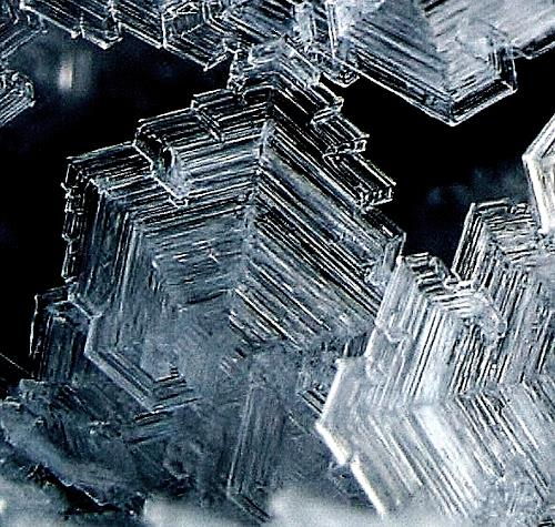 Klaas Kriegeris, EisKristalle, Nature: Miscellaneous, Photo-Realism