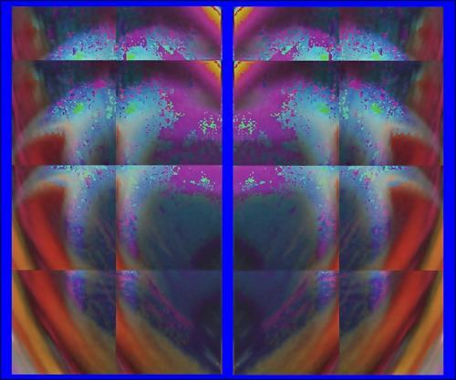 Klaas Kriegeris, Herz, Abstract art, Constructivism
