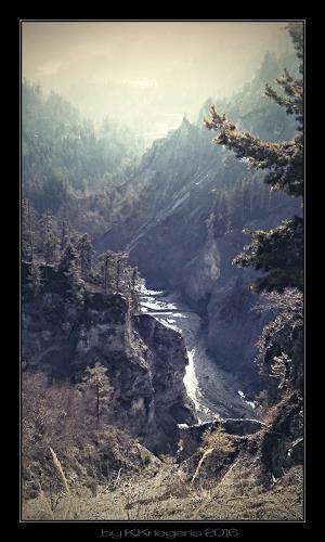 Klaas Kriegeris, Spitgtunnel, Landscapes, Landscapes: Mountains, Romanticism