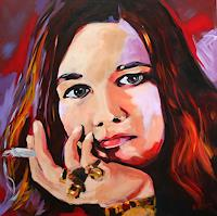 Silke-Agena-People-Portraits-Music-Musicians-Modern-Times-Realism