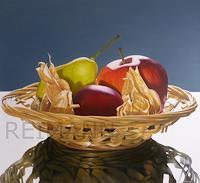 Valentin-Reimann-Meal-Still-life-Modern-Times-Realism