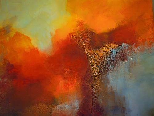 Ingrid Kainz, Sinuma, Abstract art, Abstract art, Abstract Art, Expressionism