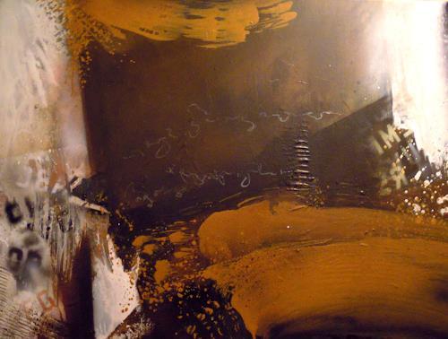 Ingrid Kainz, Braun, Abstract art, Abstract Art
