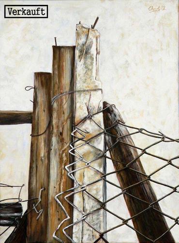 born2paint, Materialstudie, Miscellaneous Buildings, Contemporary Art