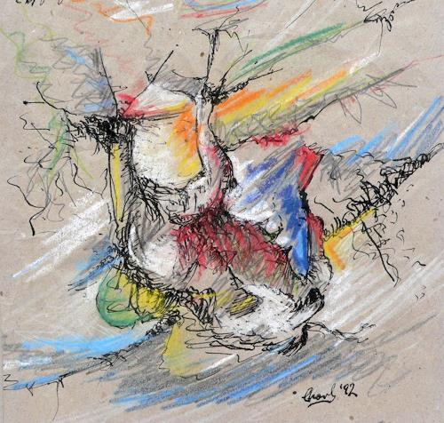 born2paint, Ohne Titel, Abstract art