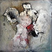 Caecilia-Schlapper-Abstract-art-Modern-Age-Abstract-Art-Non-Objectivism--Informel-