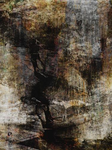 Bianka Schüssler, Passionate kiss, Miscellaneous, Abstract Art