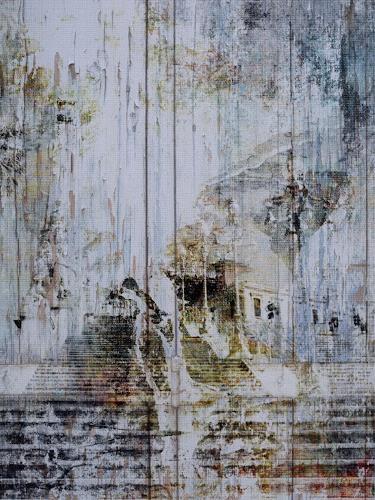Bianka Schüssler, Stairway to heaven, Miscellaneous, Abstract Art