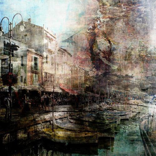 Bianka Schüssler, OT, Miscellaneous, Abstract Art, Expressionism