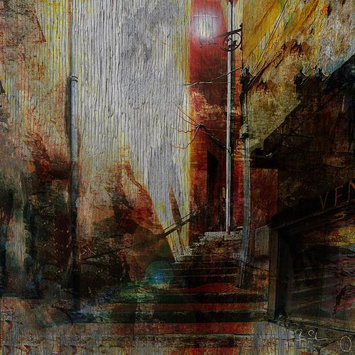 Bianka Schüssler, OT, Miscellaneous, Abstract Art