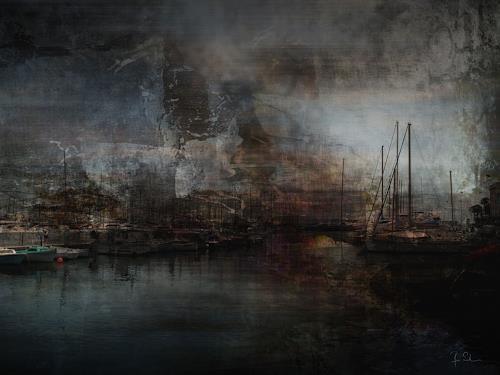 Bianka Schüssler, OT, Abstract art, Abstract Art, Expressionism