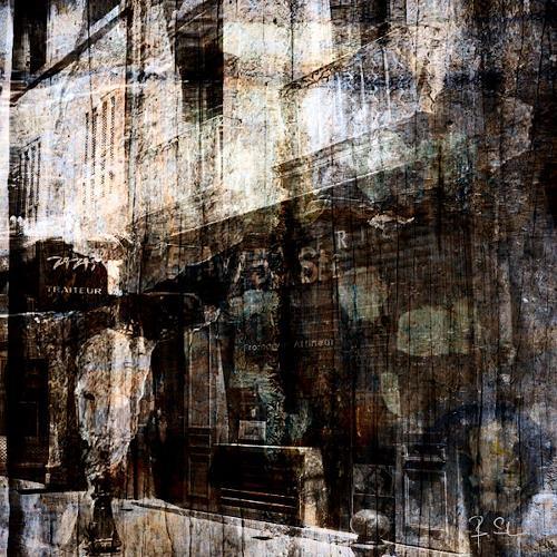 Bianka Schüssler, OT, Abstract art, Abstract Art