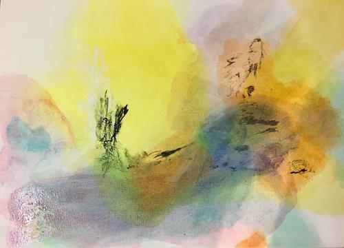 Eri-Art, o.T, Landscapes: Plains, Landscapes: Hills, Land-Art