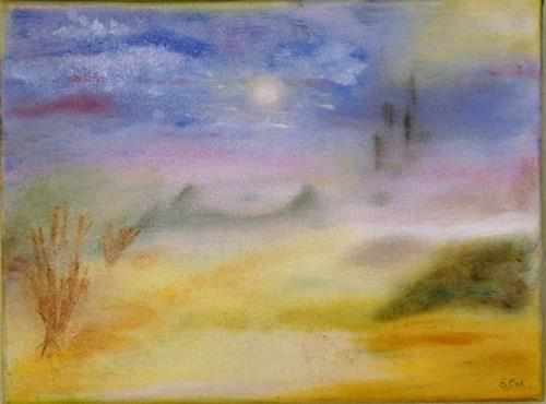 Eri-Art, o.T, Landscapes: Hills, Still life, Land-Art