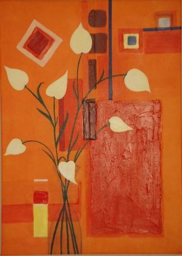 Eri-Art, 0.T, Abstract art, Decorative Art, Abstract Art