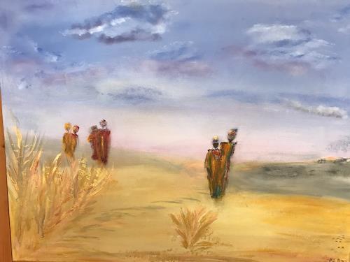 Eri-Art, N/T, Landscapes, People, Land-Art
