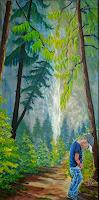 Frank-Ziese-Nature-Water-Humor-Modern-Age-Impressionism