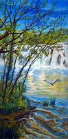 Frank-Ziese-Plants-Trees-Nature-Water-Modern-Age-Impressionism