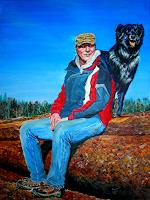 Frank-Ziese-People-Portraits-Nature-Wood-Modern-Times-Realism