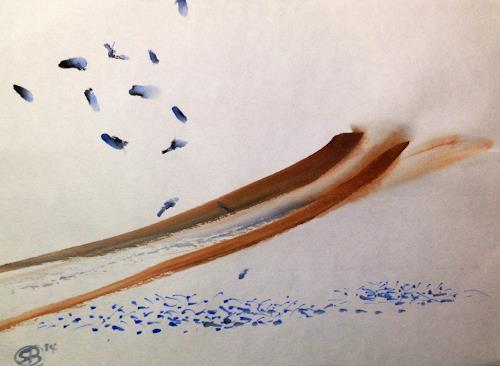 Sebastian Burckhardt, Vol, Vol, Vol, Situations, Nature: Air, Abstract Art, Expressionism