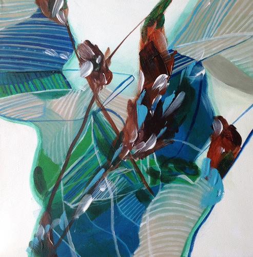 Sebastian Burckhardt, Netzwerk, Abstract art, Fantasy, Abstract Art, Abstract Expressionism