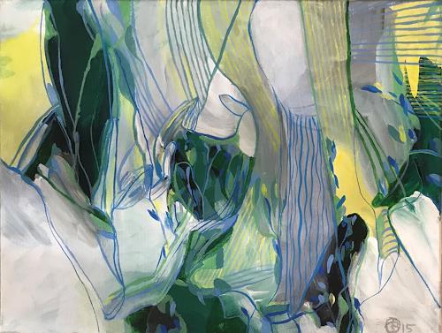 Sebastian Burckhardt, Die Gärten Judeas, History, Contemporary Art, Abstract Expressionism