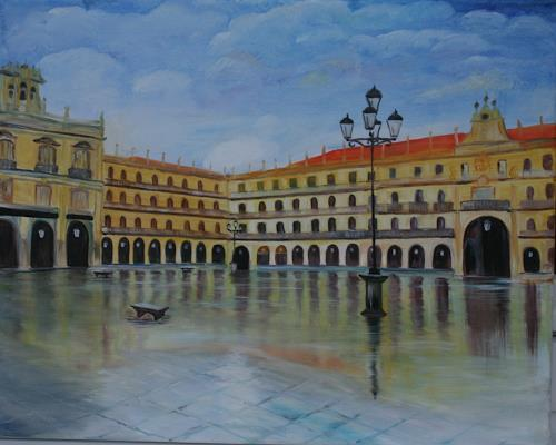 Anett Struensee, Spanien, Architecture, Miscellaneous Buildings, Photo-Realism
