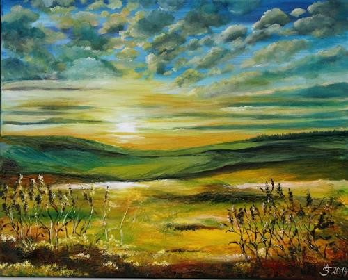 Anett Struensee, Vertrauen, Landscapes, Landscapes: Summer, Naturalism