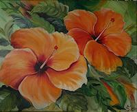 Anett-Struensee-Plants-Flowers-Nature-Modern-Age-Naturalism