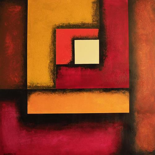 Meltem Gioli, Verità, Abstract art, Colour Field Painting