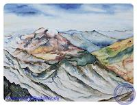 Angelika-Hiller-Landscapes-Mountains-Landscapes-Winter-Contemporary-Art-Contemporary-Art