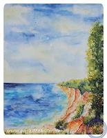 Angelika-Hiller-Landscapes-Sea-Ocean-Miscellaneous-Contemporary-Art-Contemporary-Art