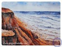Angelika-Hiller-Landscapes-Sea-Ocean-Miscellaneous-Landscapes-Contemporary-Art-Contemporary-Art