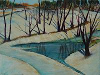 Rainer-Jaeckel-Landscapes-Plains-Landscapes-Winter-Contemporary-Art-Contemporary-Art