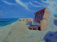 Rainer-Jaeckel-Landscapes-Sea-Ocean-Landscapes-Beaches-Modern-Age-Expressive-Realism