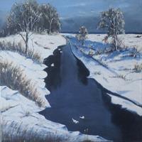 Rainer-Jaeckel-Landscapes-Nature-Water-Contemporary-Art-Land-Art