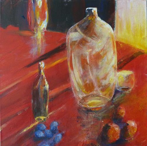 Rainer Jäckel, N/T, Meal, Still life, Abstract Art
