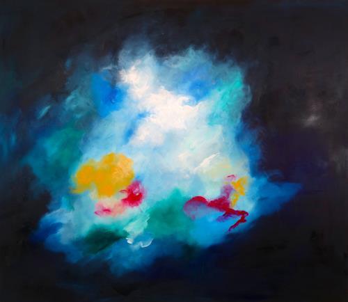 Sylva Kanderal, The Symphony of Senses, Abstract art