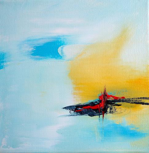 Sylva Kanderal, Abstract 7, Abstract art
