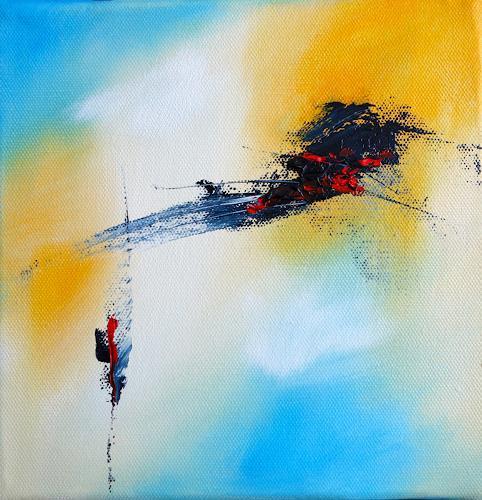 Sylva Kanderal, Abstract 8, Abstract art