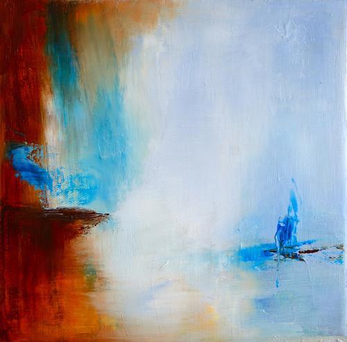 Sylva Kanderal, Abstract 2, Abstract art