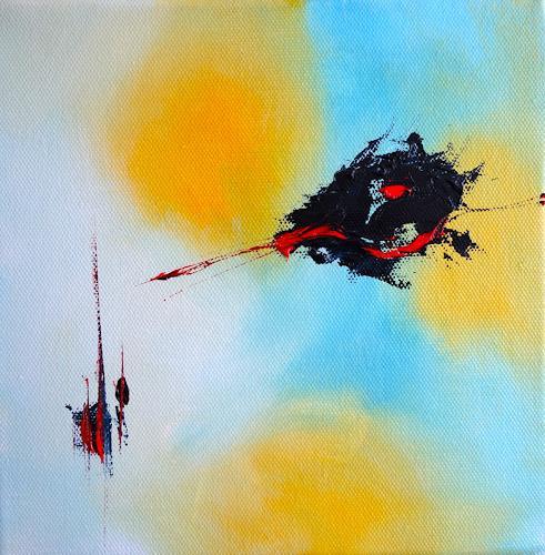 Sylva Kanderal, Abstract 6, Abstract art