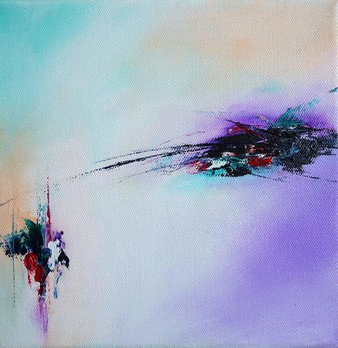 Sylva Kanderal, Abstarct 4, Abstract art