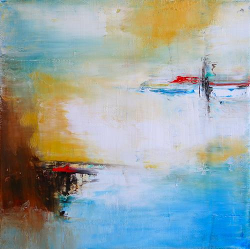 Sylva Kanderal, Abstract 3, Abstract art