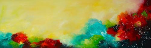 Sylva Kanderal, dream, Abstract art