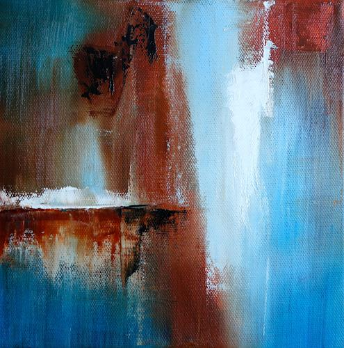 Sylva Kanderal, Abstract 9, Abstract art